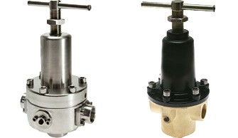 Brass & stainless steel service units - Solid